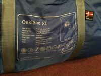 Outwell Oakland XL tent package