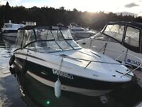 Bayliner 742 Cuddy Power Boat 2015 - One Owner - Mercruiser 4.3L MPi - Fresh Water Use Only