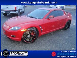 2005 Mazda RX-8 GT/CUIR/TOIT OUVRANT