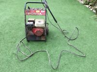 Honda pressure washer spares or repair