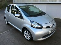 Stunning 2008 08 Toyota Aygo 1.0VVTI Platinum 3Dr **3 Owners+Only 80000+History+Only £20 Tax**