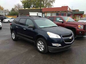 2010 CHEVROLET TRAVERSE  TA LS