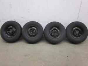 205/75R14,  ARCTIC CLAW WINTER TXi, winter tires on rims