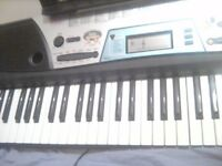Electric keyboard yamaha psr-170