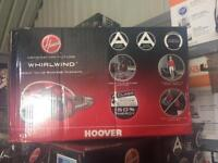FREE DELIVERY HOOVER WHIRLWIND BAGLESS CYLINDER VACUUM CLEANER BOXED