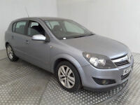 2007(07)VAUXHALL ASTRA 1.7 CDTi SXi MET GREY,NEW MOT,2 OWNER,CLEAN CAR,GREAT VALUE