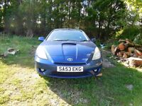 Toyota Celica T Sport SPARES AND REPAIRS