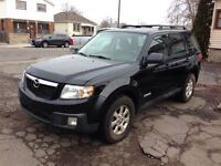 2008 Mazda Tribute GS **AWD**