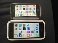 iPhone 5c Vodafone/ Lebara 32GB Immaculate condition boxed