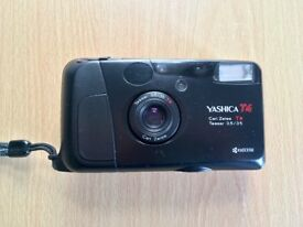 Yashica T4 Point and Shot Film Camera