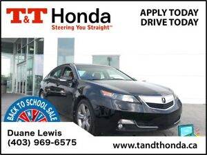 2013 Acura TL *C/S*Tech Pack*AWD, 1 Owner, Rear Camera, NAVI *