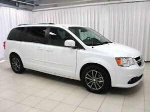 2017 Dodge Grand Caravan IT'S A MUST SEE!!! MINIVAN 7PASS w/ ALL