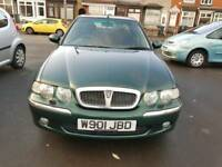 Rover 45 classic petrol