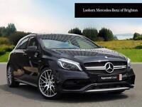 Mercedes-Benz A Class AMG A 45 4MATIC PREMIUM (black) 2016-05-31