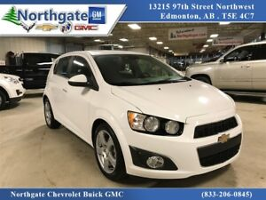 2016 Chevrolet Sonic LTZ Auto Turbo Loaded Finance Available