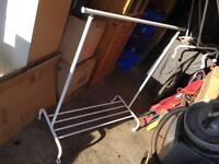 Clothes rail £20 for 2