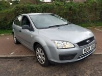 2005 Ford Focus 1.6 TDCi LX 5dr Manual @07445775115@