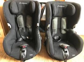 Maxi cosi Axiss Car seat x2