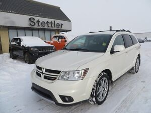 2012 Dodge Journey R/T AWD!! LEATHER!! BACK UP CAMERA!!