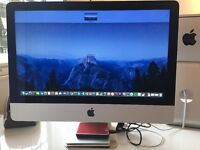iMac 21.5 later 2013 like new - 2.7 GHz Intel Core i5 - 8 GB 1600 MHz DDR3