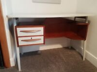 Retro Upcycled Dressing Table Desk
