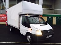 2012 62 FORD TRANSIT LUTON VAN 2.2 TDCI 125bhp *** CHEAPEST ON THE NET ***
