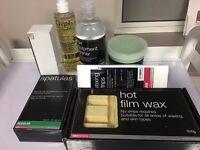 Wax package- Hot, Strip wax, Strips, Spatulars,Wax Pot
