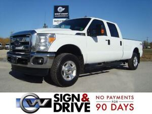 2014 Ford F-350 XLT LWB FX4 *Spray-in Boxliner*New Tires*