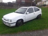 1989 astra gte 16v,c20let curtney turbo, 340bhp,m.o.td very clean car,drive away bargain £6000