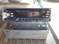 JVC KD-S611 Car Radio/CD Player