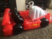 Inflatable Go Kart NINTENDO WII.