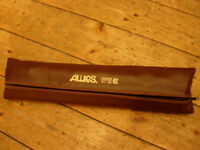 Aulos Symphony 511 tenor recorder: UNUSED as unwanted gift. Bargain 1/2 new price