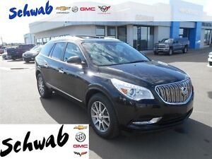 2014 Buick Enclave Leather, Sunroof, Certified, Rear Vision Came
