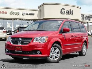 2016 Dodge Grand Caravan SERVICE MANAGER DEMO | CREW | NAV | DVD