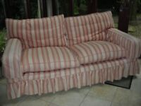 Laura Ash 2 Seater Sofa + Chair.