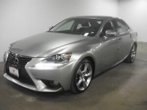 2014 Lexus IS 350 LUXURUY,NAVY,CAM