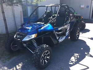 2016 arctic cat Wildcat X 3.99% Financing for 60 Months or No Pa