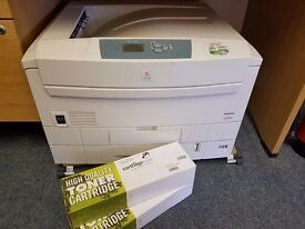 A3 Colour Laser Printer Xerox Phaser 7300