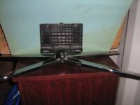 TV Stand 50 inch Samsung TV Slot in Type No Screws Required