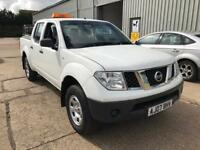 Nissan navara 2.5 dci double cab pick up, Direct from Anglian water, Low miles, Great truck.