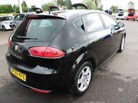 SEAT Leon CR TDI ECOMOTIVE SE (black) 2010