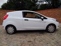2010 Ford Fiesta Van 1.4 Diesel 3Doors With 12 Month MOT PX Welcome NO VAT