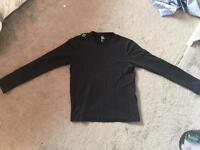 Black MA strum t shirt