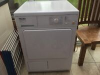 Miele Condenser Tumble Dryer for repair