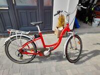 Ladies Custom Bike City electric bike for sale