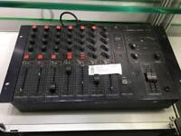 Formula sound mixer PM-80 untested