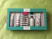 As new, unopened in box - Joules 'Ultimate Bath Set'