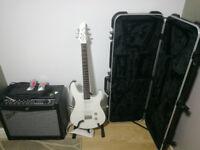 Yamaha RGXA2 + Fender Mustang III
