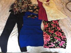 Size 8 - 10 clothes