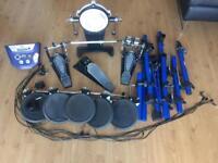 Roland v series TD6 drum kit + more